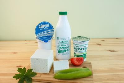 Мляко и млечни продукти АЛФАТАР