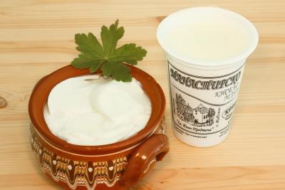 българско кисело мляко
